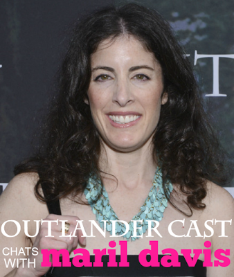 Outlander Cast Chats w/Outlander Executive Producer Maril Davis – Episode 35