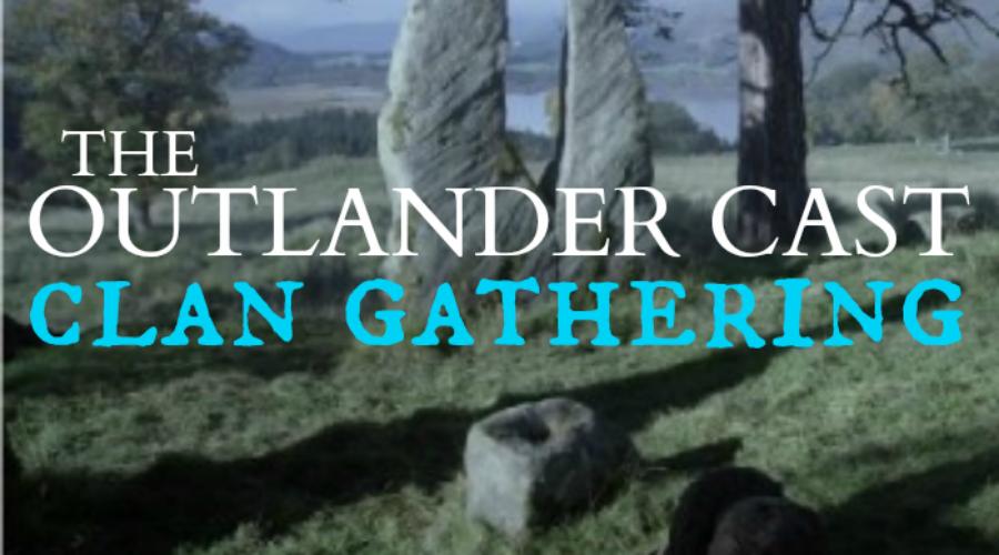 "Outlander Cast: The Clan Gathering – LIVE STREAM – Season 2 Premiere ""Through A Glass Darkly"" Instant Take – Episode 43"