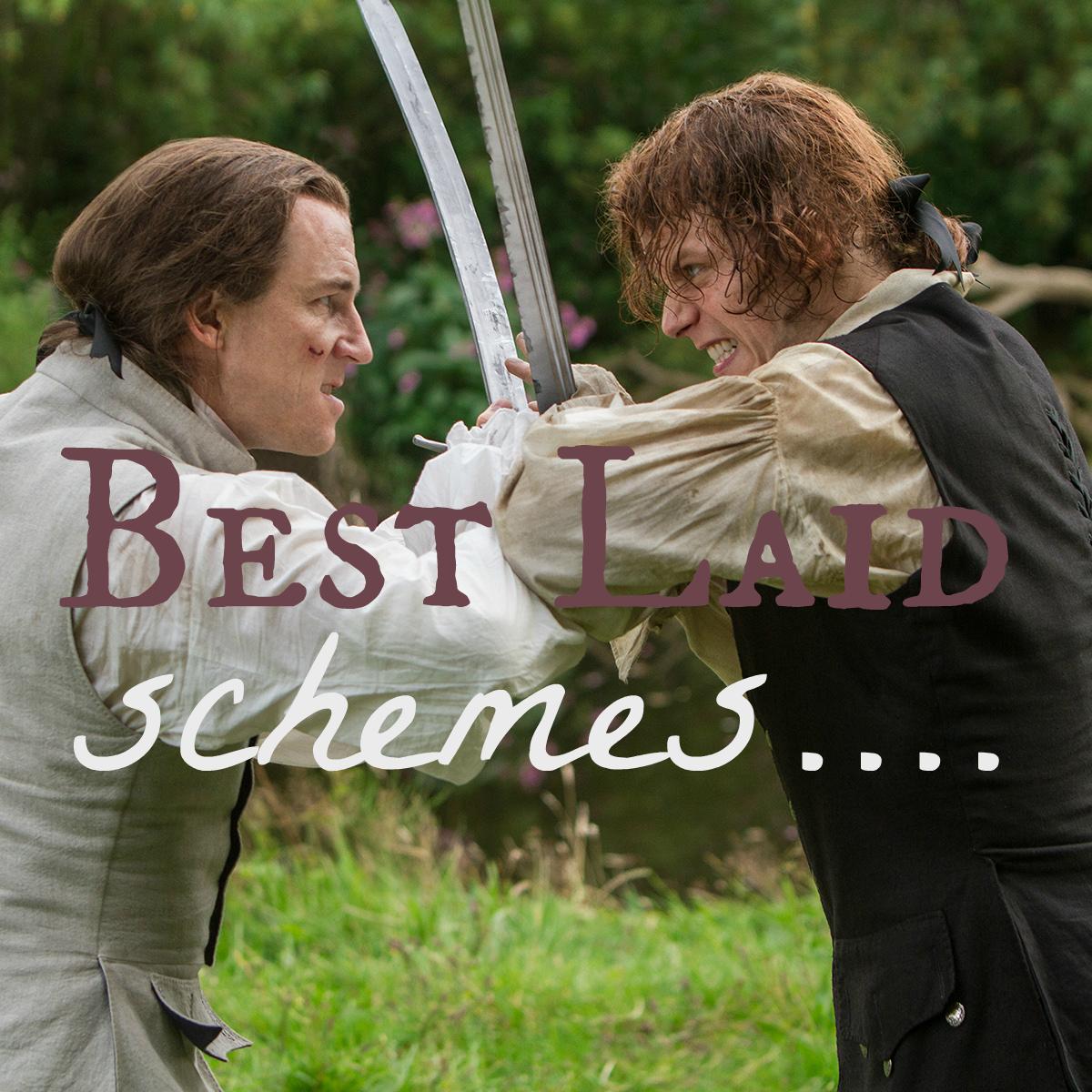 Outlander Cast: Best Laid Schemes…-Episode 54