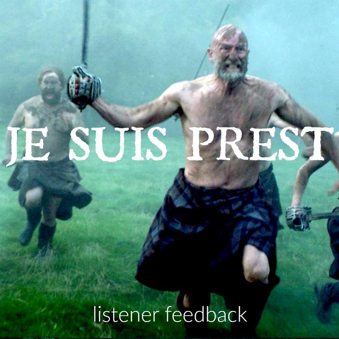 Outlander Cast: Je Suis Prest – Listener Feedback – Episode 61