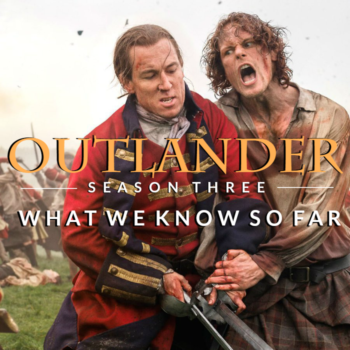 Outlander Cast: Season 3 – What We Know So Far. w/Special Guest Anne Gavin – Outlander Cast News Editor – Episode 78