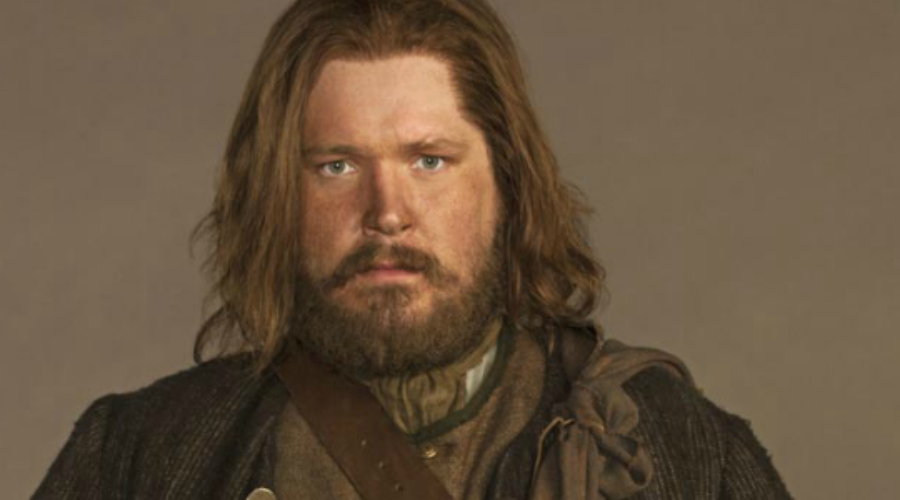 Get To Know Them: 15 Personal Questions With #Outlander Actor Grant O'Rourke (Rupert Mackenzie)