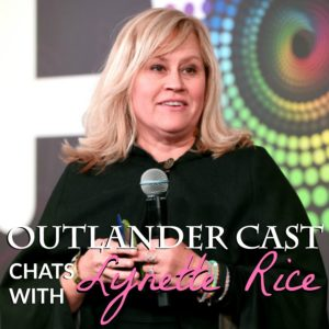Lynette Rice Entertainment Weekly Outlander Cast season 3 premiere