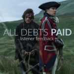 Outlander Cast All Debts Paid Listener Feedback