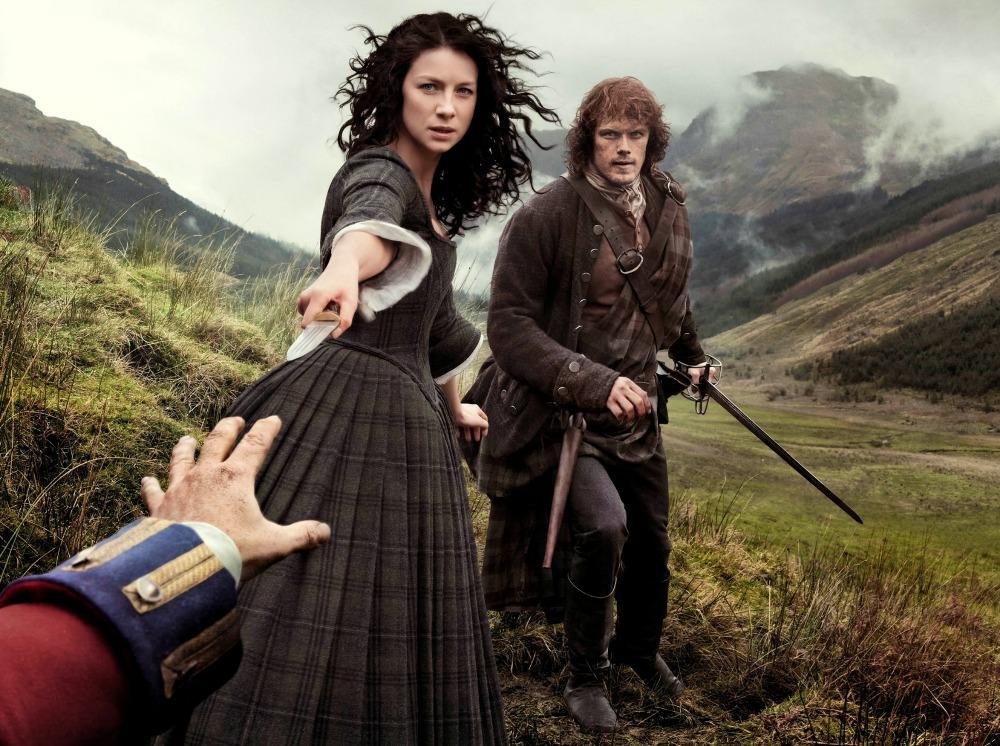 Outlander season 1b podcast episodes
