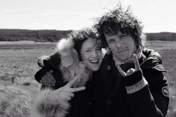 Get To Know Them: Outlander Cast and Crew Interviews