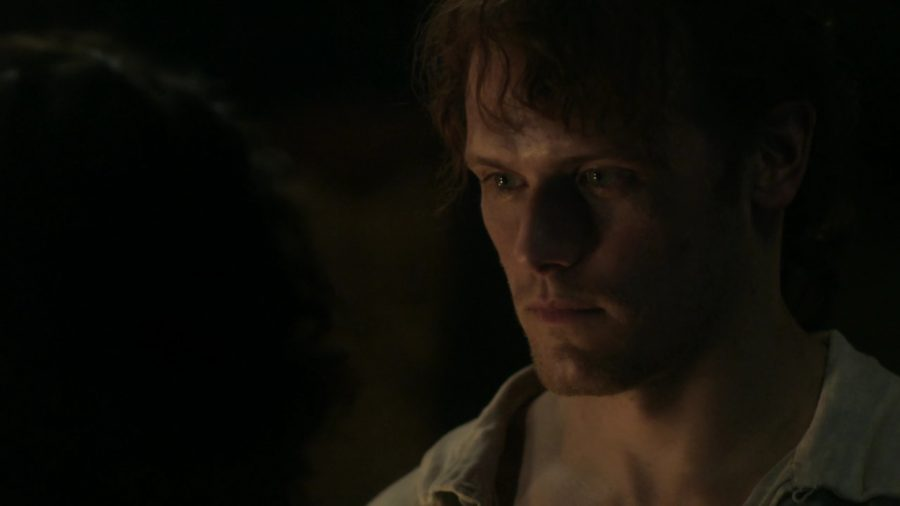 anxiety of being jamie fraser