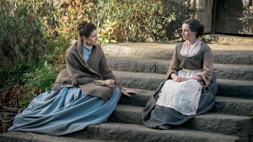 outlander season 3 episode 8