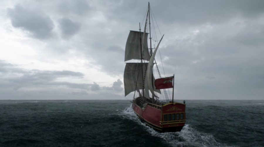 CGI and VFX Magic in the Making of a TV Series like Outlander