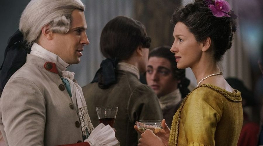 Outlander Cast: The Bakra- Listener Feedback – Episode 110