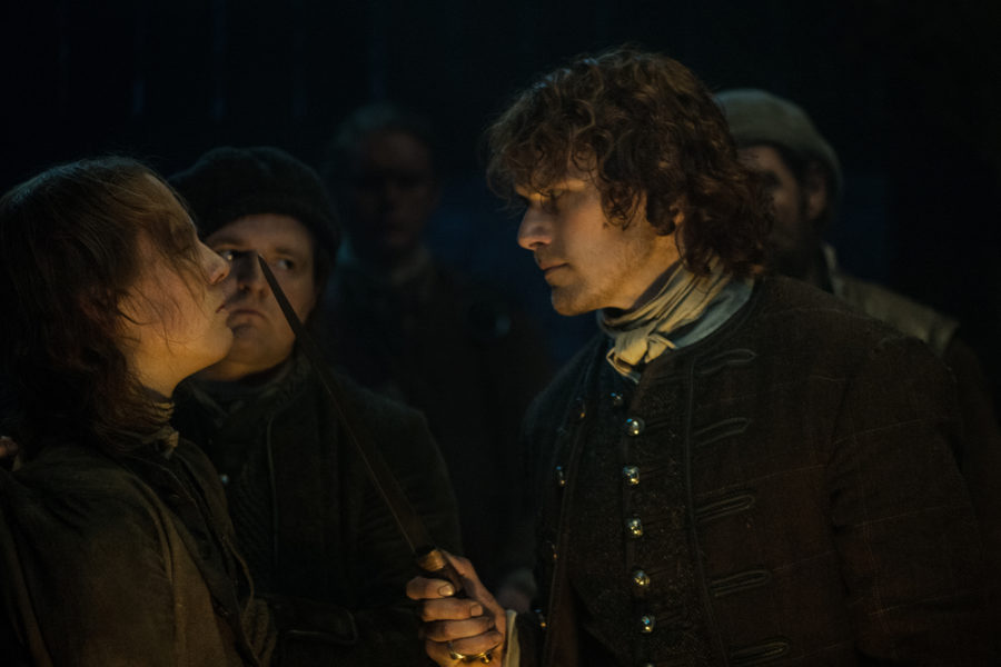 Claire and jamie fraser actors dating 7