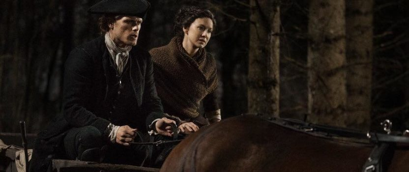 The Outlander Season 4 Chase Continues: Two Days in Glasgow