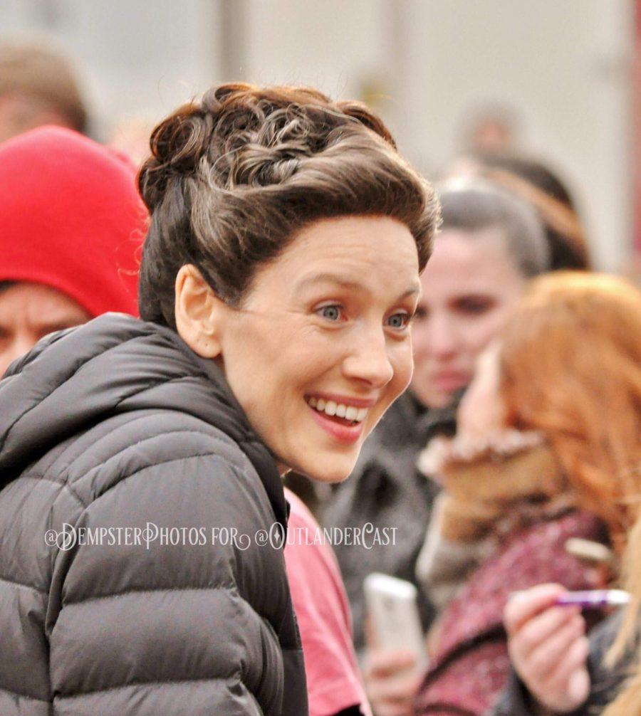 outlander filming in glasgow, outlander season 4