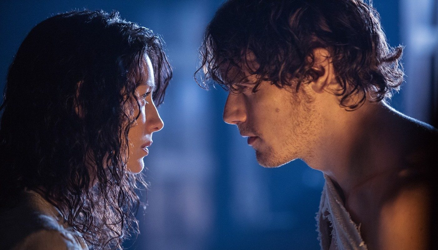 Why Outlander is TV's Chemistry Central