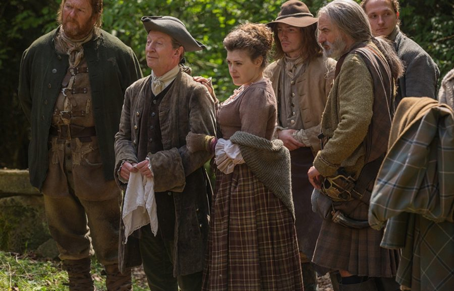 outlander supporting actor