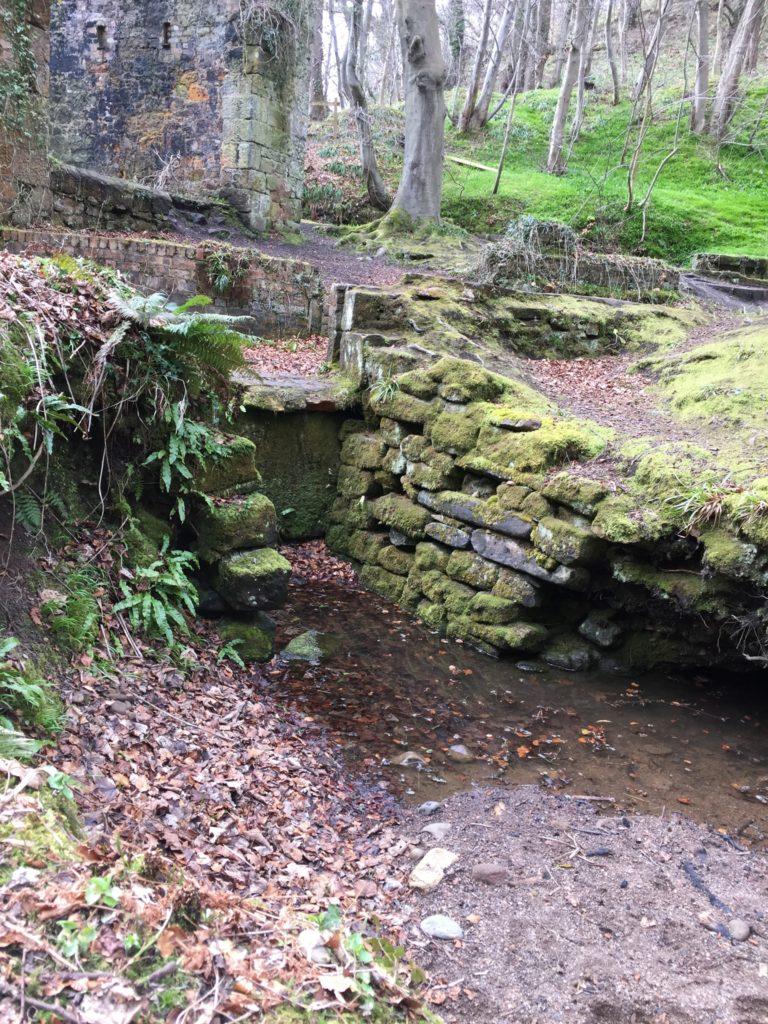 roslin glen country park, outlander locations