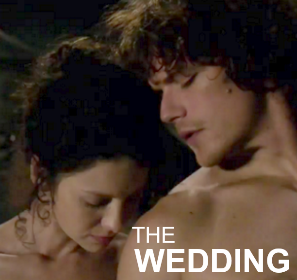Outlander Cast: The Wedding – Episode 9