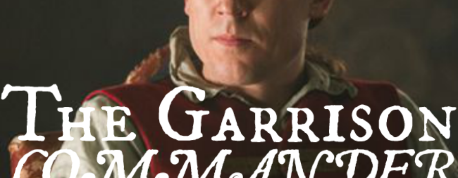 Outlander Cast: The Garrison Commander – Episode 8