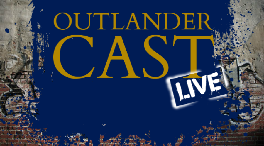 Outlander Cast – LIVE STREAM – Top 5 Favorite Things About Outlander Season 1A