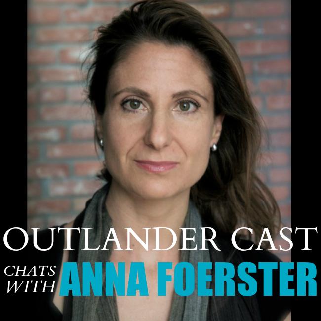 Outlander Cast chats w/ Director Anna Foerster – Episode 16
