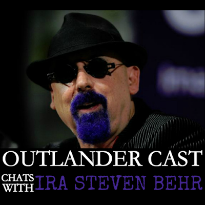 Outlander Cast Chats w/ Outlander Executive Producer/Writer Ira Steven Behr – Episode 30
