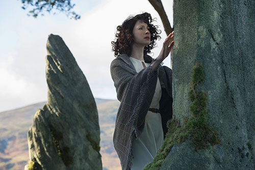 Wonder, Disappearances, and Time Travel: Seeing Myself in Outlander