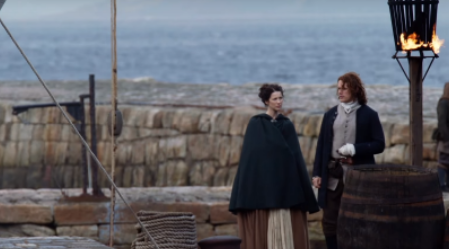 Outlander Season 2 Teaser is Finally HERE!
