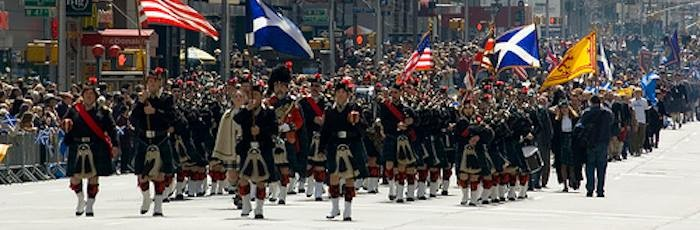 NYC Tartan Week and Outlander Part II: So Much Fun It Hurts