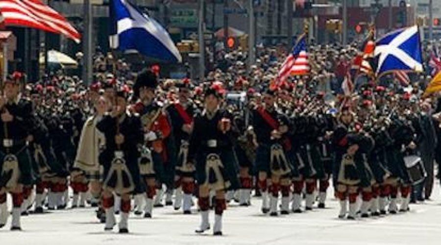 NYC Tartan Week 2016 and Outlander:  Perfect Together
