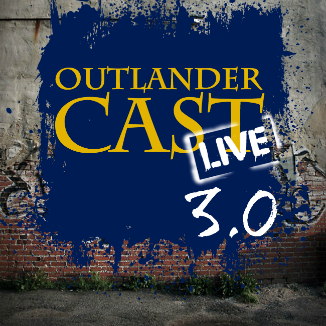Outlander Cast – LIVE STREAM 3.0 – Top 5 Favorite Things About Outlander Season 1 – Episode 41