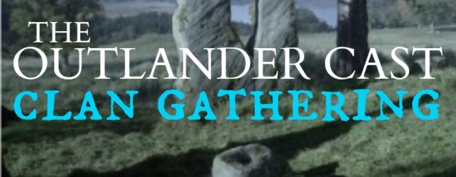 "Outlander Cast: The Clan Gathering – LIVE STREAM – Season 2 Premiere ""Through A Glass Darkly"" Instant Take – Episode 43"