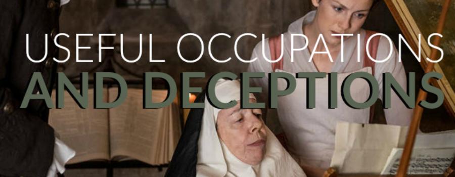 Outlander Cast: Useful Occupations and Deceptions – Listener Feedback – Episode 49