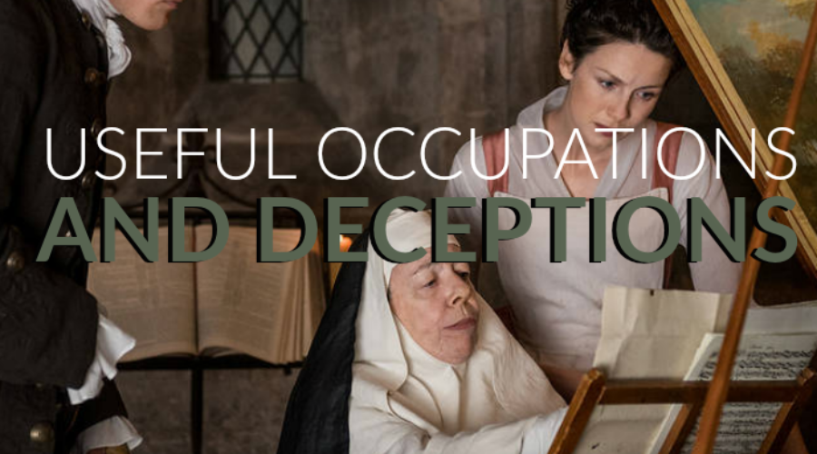 Outlander Cast: Useful Occupations and Deceptions – Listener Feedback – Episode 49