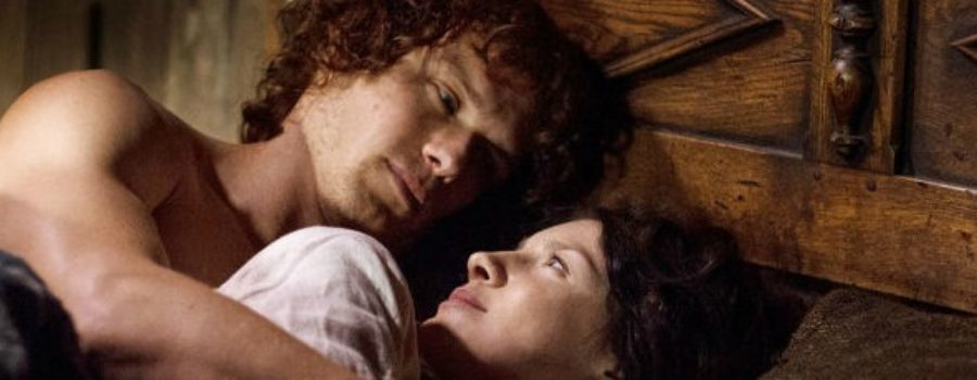 What happened to the sex in Outlander season two?