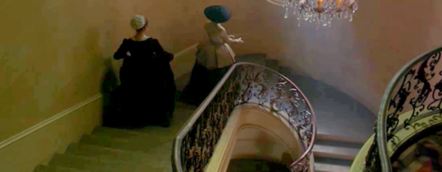 The Role of a Staircase