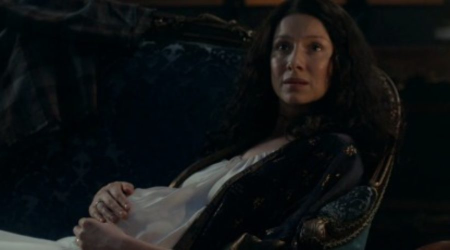Claire and Fergus: A Mother's Instinct
