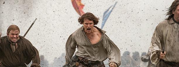 Season 3 #Outlander news: Jamie and Jack clash, welcome Fergus & more!