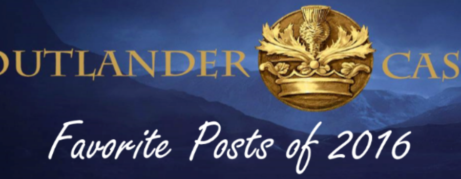 Year in Review: Our Writers' Favorite Outlander Posts of 2016