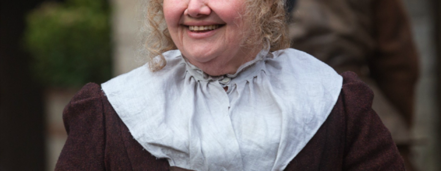 Xmas Special – Outlander Cast Chats w/Outlander actor: Annette Badland – Episode 75 #Gonelander II