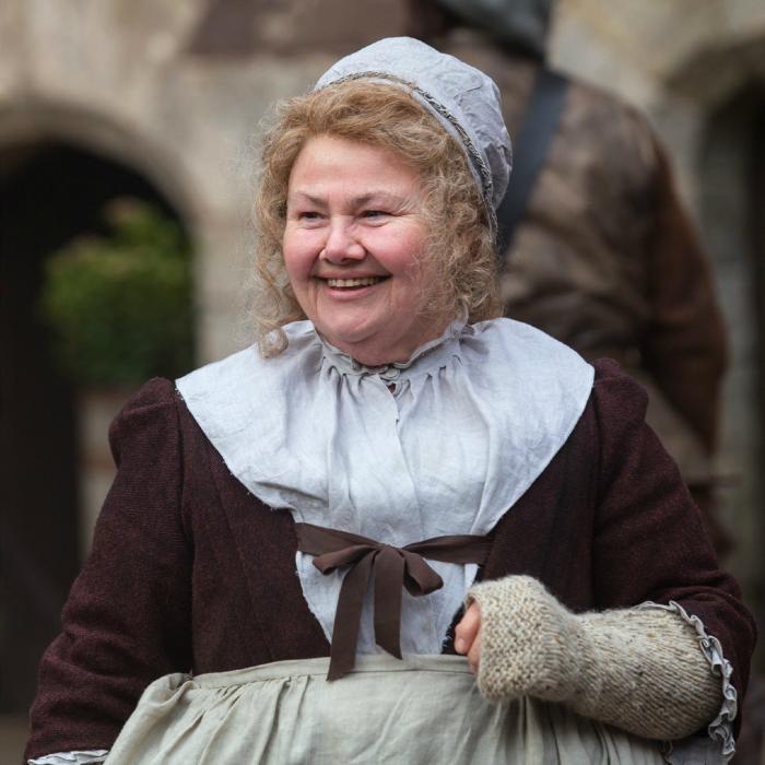 Xmas Special – Outlander Cast Chats w/Outlander actor: Annette Badland – Episode 75 #Gonelander II