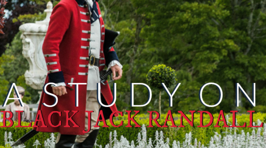 Outlander Cast: A Study On Black Jack Randall – Episode 81