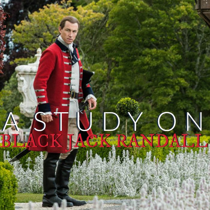 Outlander Cast: A Study On Black Jack Randall – Episode 81
