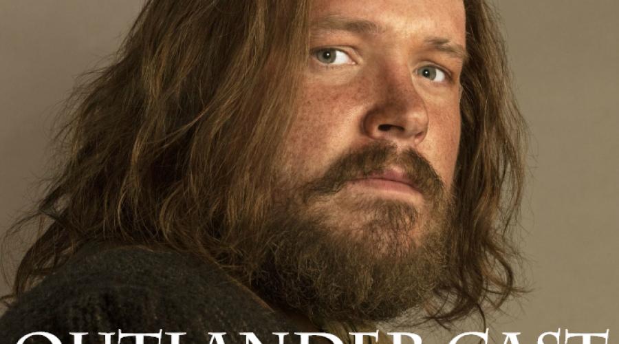Outlander Cast Chats w/ Outlander Actor: Grant O'Rourke (Rupert Mackenzie) – Episode 84  #Gonelander IV