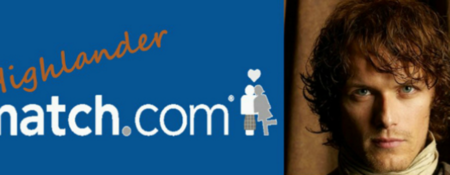What if Outlander's Jamie Fraser Had an Online Dating Profile?
