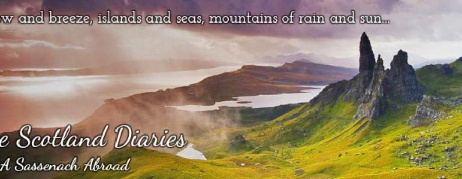 The Scotland Diaries: Farewell Arran, Island Hopping and an Outlander Surprise!