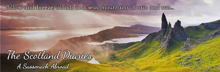 The Scotland Diaries: The Arran Coastal Way, Part 1