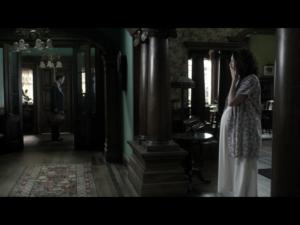 Claire Frank Outlander Season 3 Split Frame. cut Claire a break