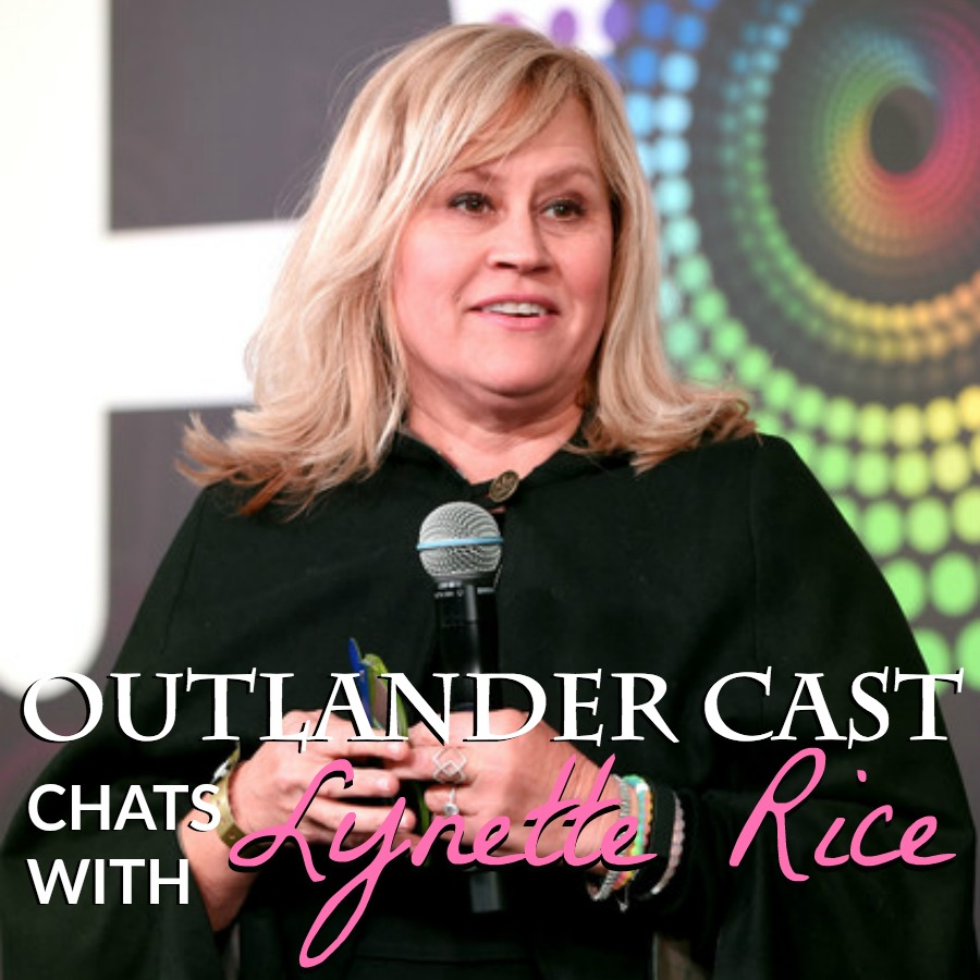 Lynette Rice Entertainment Weekly Outlander Cast season 3 premiere