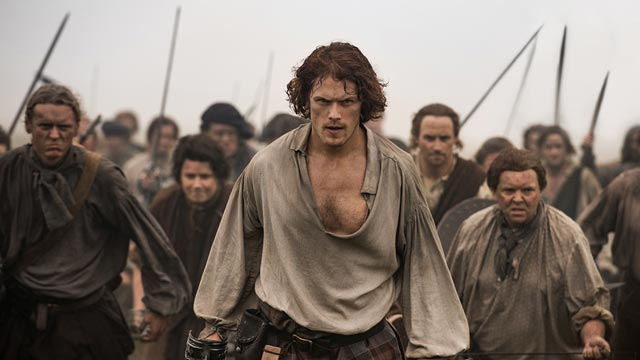 Outlander Season 3 Episode 1 Battle of Culloden
