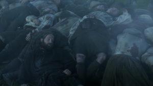 Arron Cuthbertson, Outlander Cast thank you, The Battle Joined, Outlander Season 3